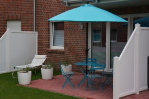 Terrasse und Gartenatiel - Teil 1